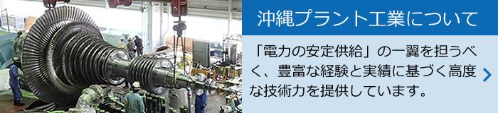 沖縄プラント工業について
